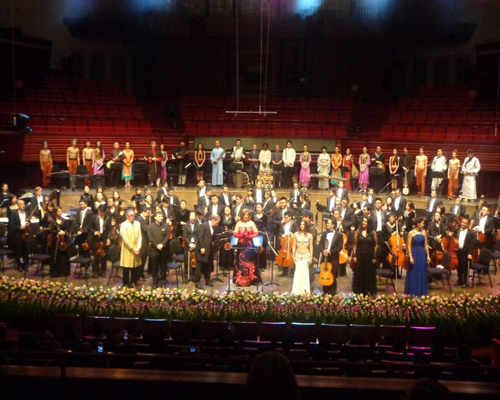 Bizet But Not Only - Melody For Dialogue Among Civilisations - Shenzhen Concert Hall - Chine